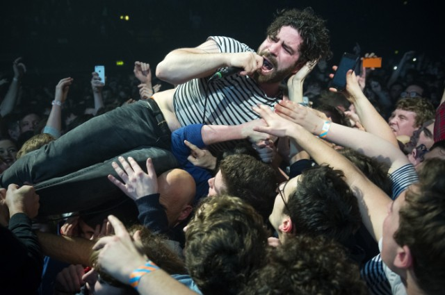 """Foals Announce 2 New Albums, Release """"Exits"""" 