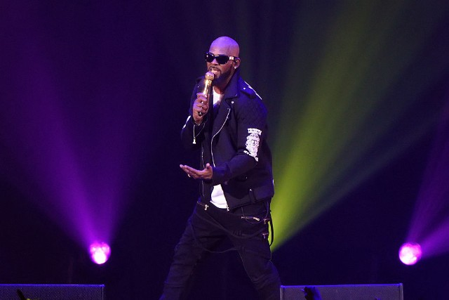 R. Kelly Manager Terrorist Charges Surrendered