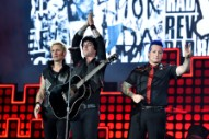 Green Day Selling Instruments From Throughout Career