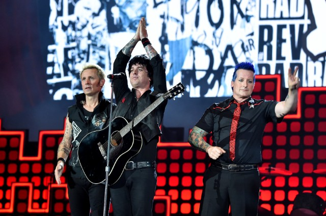 green day selling instruments equipment career guitars bass amps