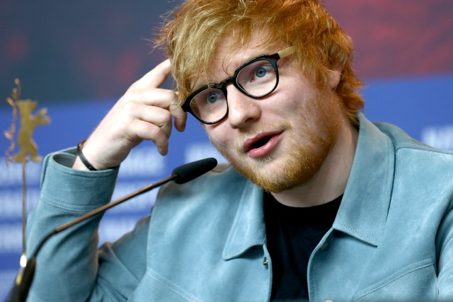 A Jury Will Decide Whether Ed Sheeran Plagiarized Marvin Gaye Song