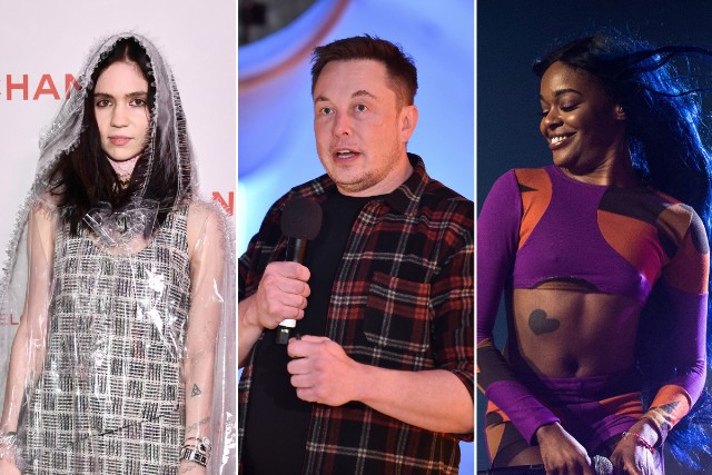 Grimes and Azealia Banks May Testify in Elon Musk's Fraud