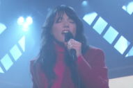 Sharon Van Etten Releases &#8220;You Shadow,&#8221; Performs on <i>Jimmy Kimmel Live</i>
