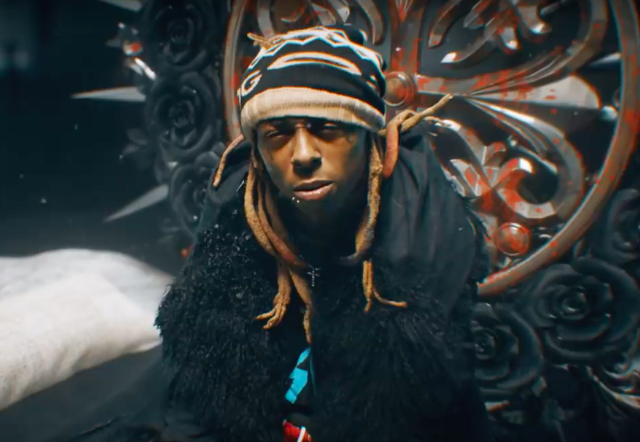 Lil Wayne Don't Cry XXXTentacion Video