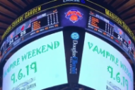 Vampire Weekend Announce Madison Square Garden Show at Knicks Game
