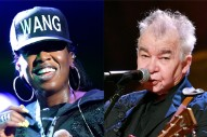Missy Elliott, John Prine Inducted Into Songwriters Hall of Fame