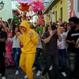 Bad Bunny's Fallon Performance In Puerto Rico Was Really Good