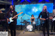 Watch Conor Oberst and Phoebe Bridgers Play Three Better Oblivion Community Center Songs on <i>CBS This Morning</i>