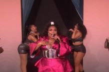 "lizzo ellen ""juice"" performance tv debut"
