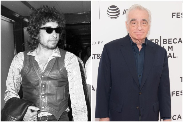 Martin Scorcese to Direct Movie About Dylan's Rolling