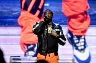 Man Shot at Meek Mill Concert Drops Lawsuit Against Rapper