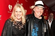 Neil Young Posts Tribute to Late Ex-Wife Pegi Young