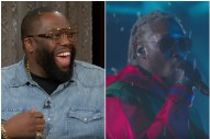 Watch Killer Mike Discuss His Netflix Show and Future Perform &#8220;Crushed Up&#8221; on <i>Colbert</i>