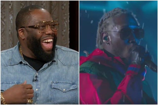 Future Killer Mike Late Show Colbert Watch