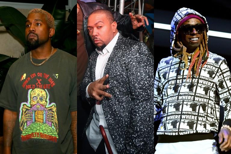 Kanye and co