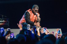 R. Kelly Allegedly Threatened Victim Who Filed STD Lawsuit