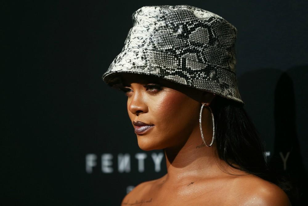 Rihanna Sues Dad Ronald Fenty