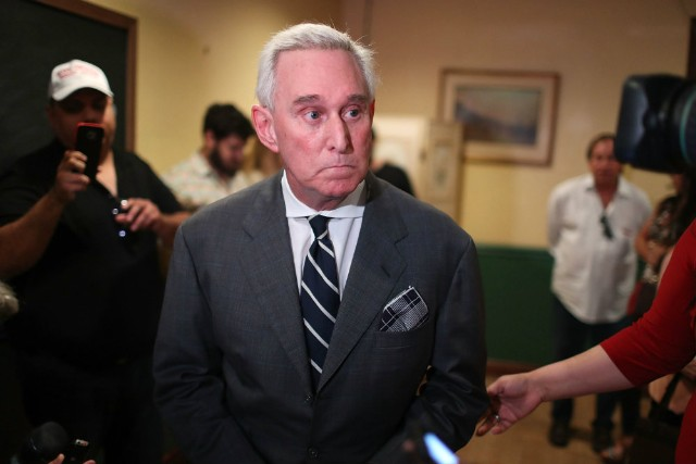 Could the indictment of Republican advisor Roger Stone lead to Trump's impeachment?