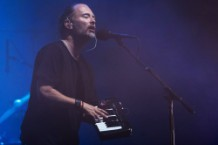 "Thom Yorke ""Chuffed"" at Being on Oscars Shortlist"