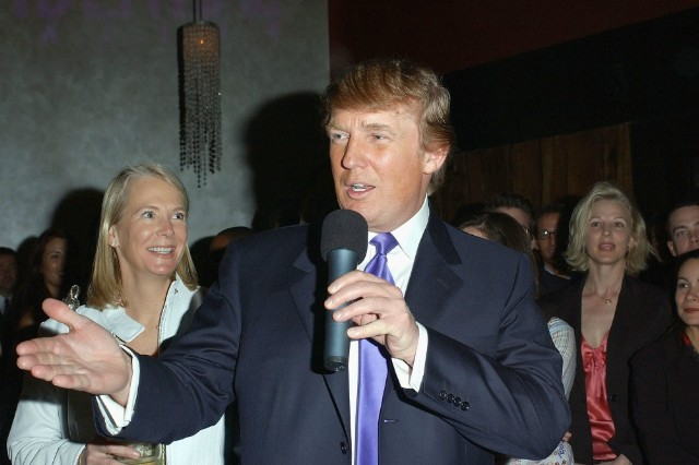 Donald Trump Supported Universal Health Care in 2000