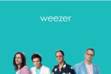 weezer surprise covers album stream listen