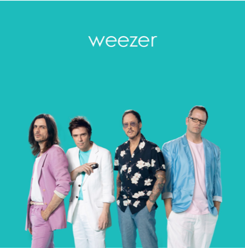 News Weezer Surprise-Release New Covers LP 'The Teal Album'