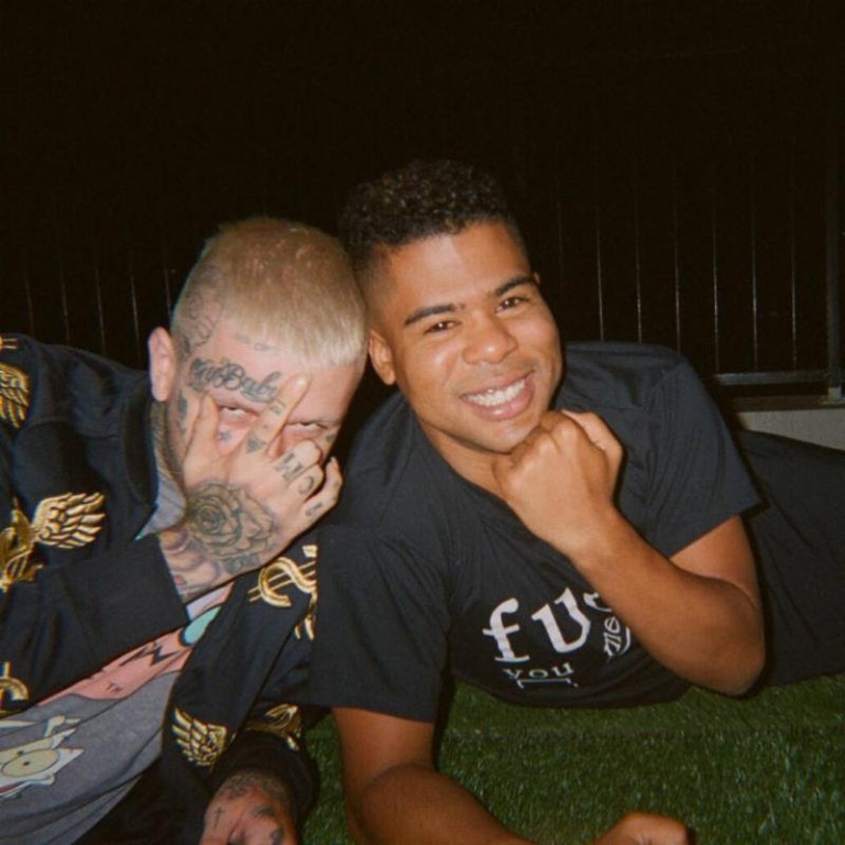 "lil peep ilovemakonnen fall out boy ""i've been waiting"" listen"
