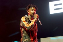 21 Savage's Reps Confirm He Was Born in London