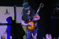 Slash Confirms Guns N' Roses Are Working On New Music