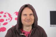 Billy Corgan Is So Happy He Found His Long-Lost <i>Gish</i> Guitar