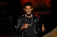 Usher Rich the Kid