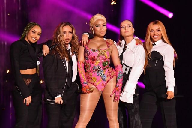 Nicki Minaj Drops New Meek Mill And Drake Freestyle Spin