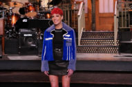 Watch Halsey Perform &#8220;Eastside&#8221; and &#8220;Without Me&#8221; on <i>SNL</i>