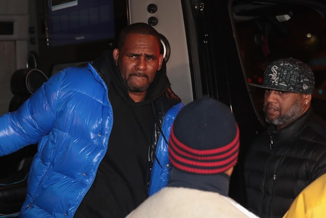 R. Kelly Charged With Multiple Counts Of Aggravated Criminal Sexual Abuse