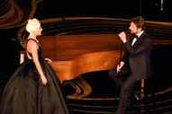 "Oscars 2019: Watch Lady Gaga and Bradley Cooper Perform ""Shallow"""