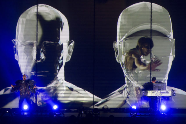 Pet Shop Boys Concert - Tel Aviv