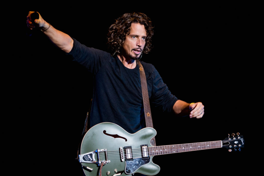 Chris Cornell Documentary to Be Produced By Brad Pitt