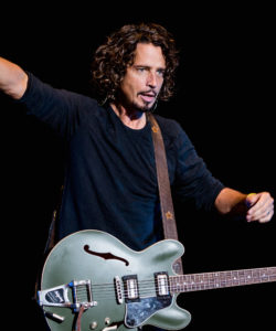 Brad Pitt to Produce Chris Cornell Documentary