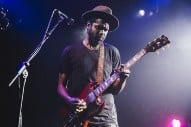 """Watch Gary Clark Jr. Perform """"Pearl Cadillac"""" and """"This Land"""" on <i>SNL</i>"""