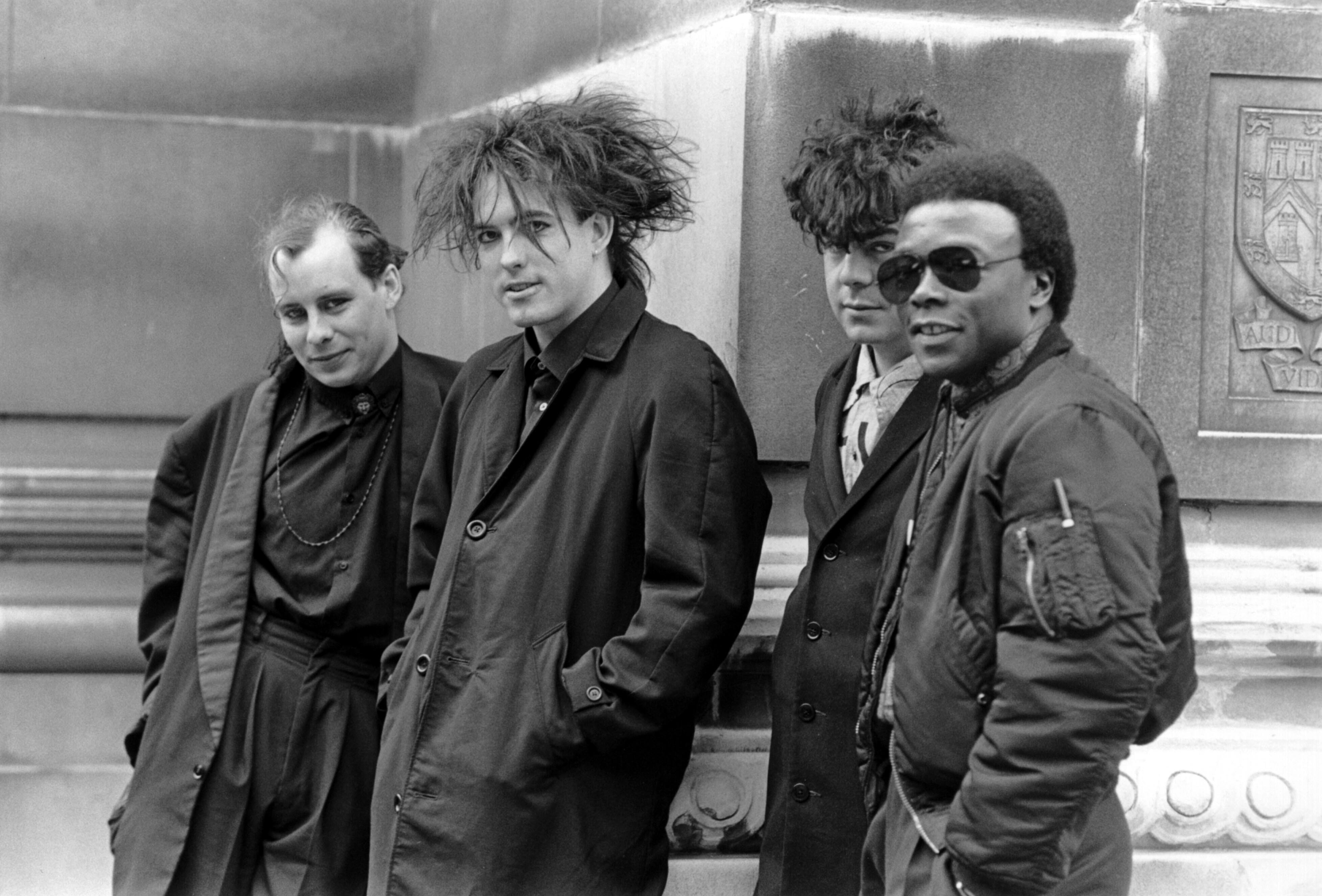 The Cure Andy Anderson