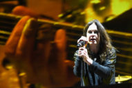 Ozzy Osbourne Hospitalized for Complications From the Flu