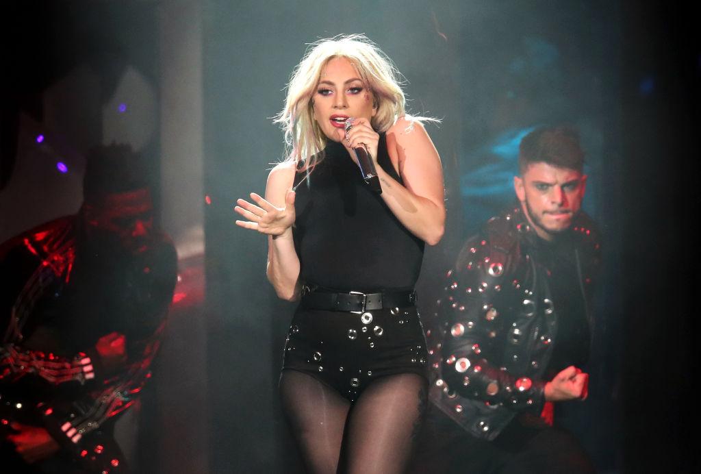 Lady Gaga Grammys 2019 Dua Lipa St. Vincent Travis Scott