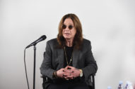 Ozzy Osbourne Released From Hospital After Flu Complications