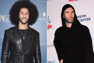 "Colin Kaepernick's Attorney Says Maroon 5 Is Crossing the ""Picket Line"""