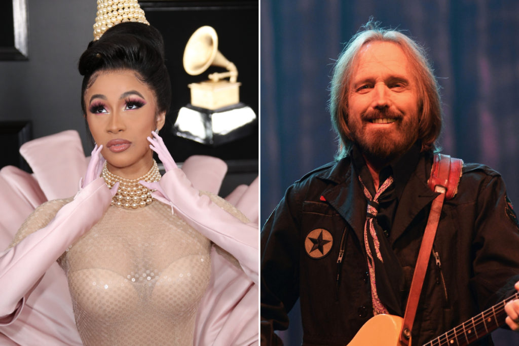Here Is A Funny Story About Cardi B And Tom Petty Spin
