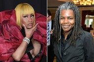 "Nicki Minaj Does Not Want to Pay Tracy Chapman for Sampling ""Baby Can I Hold You"""