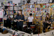 Watch Cat Power's Tiny Desk Concert