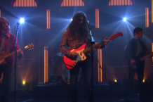 Kurt Vile Late Night with Seth Meyers Performance