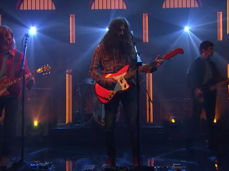 Kurt Vile Late Night with Seth Meyers Performance
