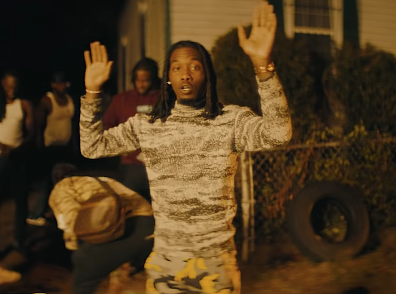 Offset Red Room Single Video